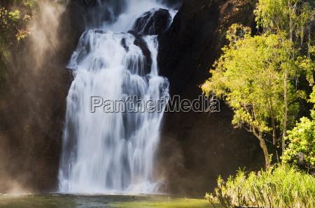 wangi falls litchfield nationalpark northern territory