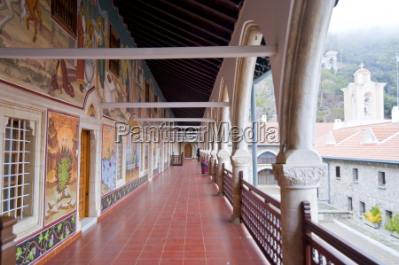 kykkos monastery unesco world heritage site