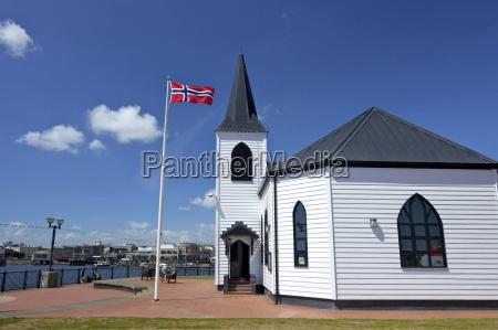 norwegian church cardiff bay cardiff south