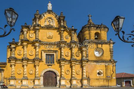 azul religion iglesia ciudad barroco horizontalmente