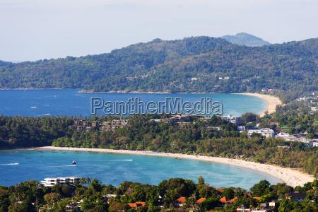 south east asia thailand phuket kata