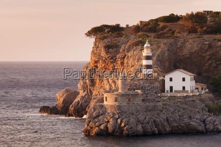 lighthouse far de sa creu at