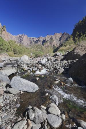 rio taburiente river caldera de taburiente