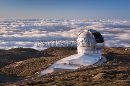 observatory gran telescopio canarias roque de