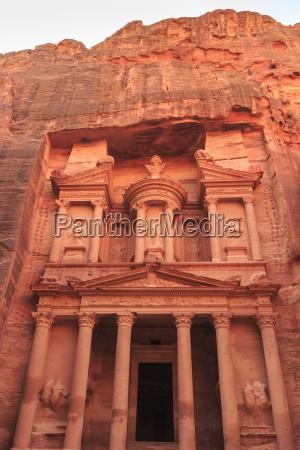 the treasury al khazneh petra unesco