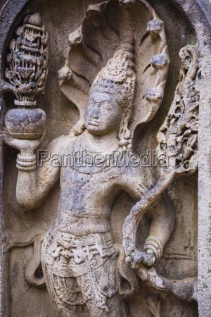 religion stein statue asien skulptur outdoor