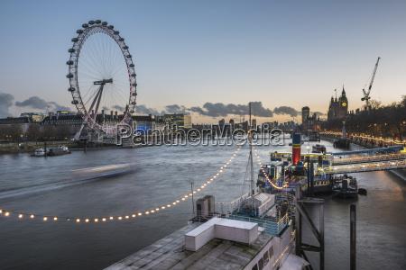 tattershall castle river thames boat restaurant