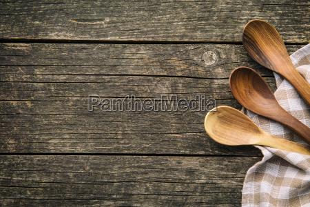handmade holzloeffel