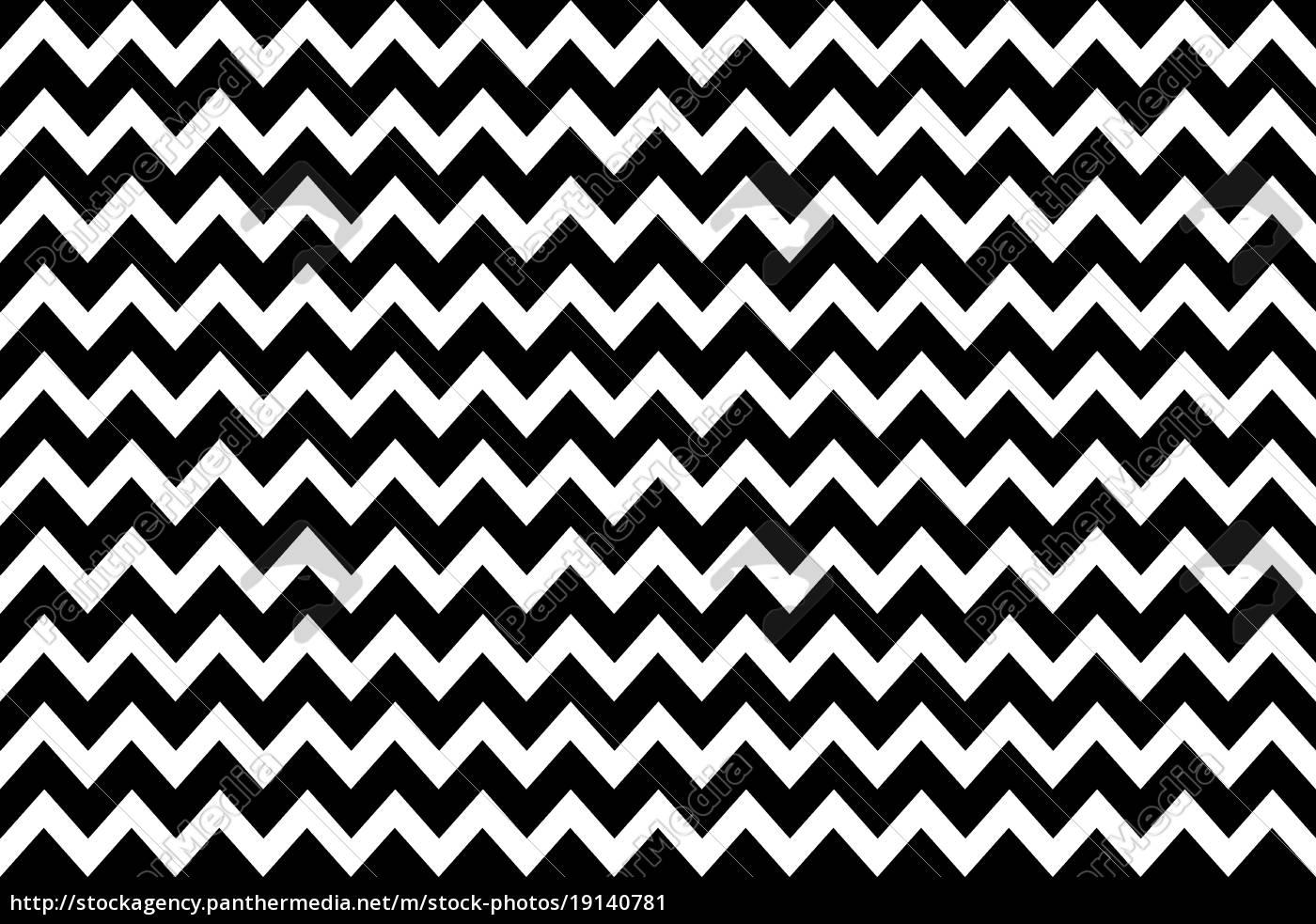 Vektor Nahtlose Muster Schwarz Weiss Geometrischen 1