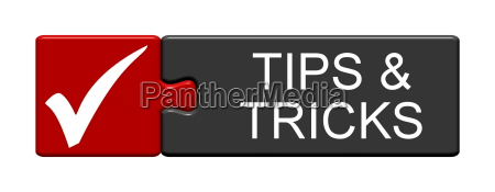 puzzle button tips tricks