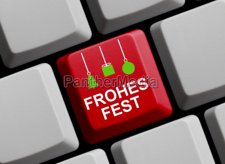 frohes fest online