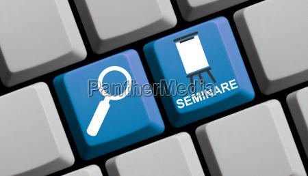 seminare online finden