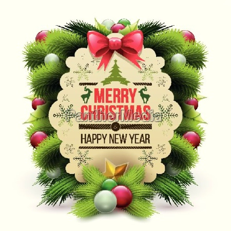 christmas and new year greeting message