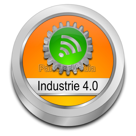 industrie industriell knopf button innovation technologie