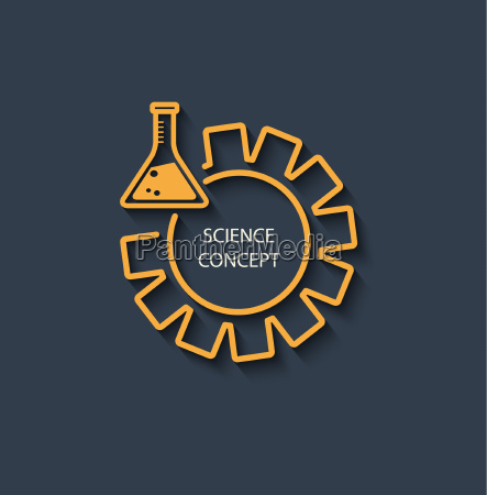 icon for a science concept