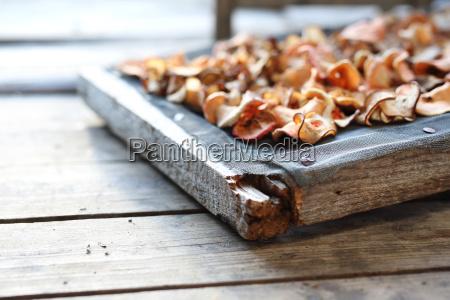 dietetic apple chips