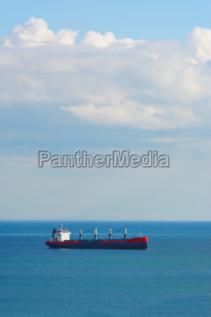 trockenes cargo schiff