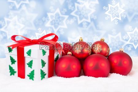weihnachten weihnachtsgeschenke geschenke winter schnee rote