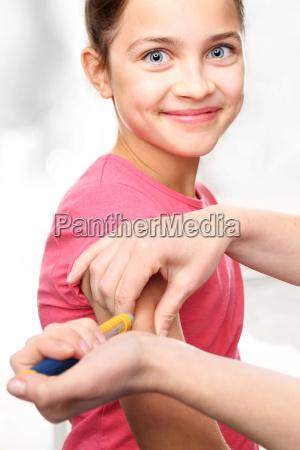 diabetes bei kindern nimmt das kind