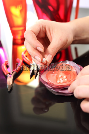 studio schmuck perlenschmuckherstellung
