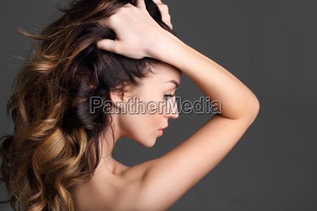 schoene gesunde haare
