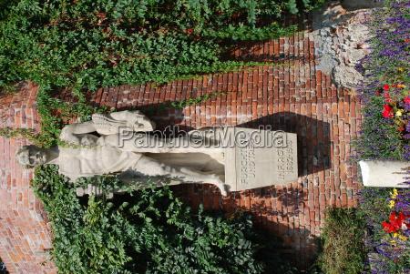graz grazer schlossberg styria austria monument