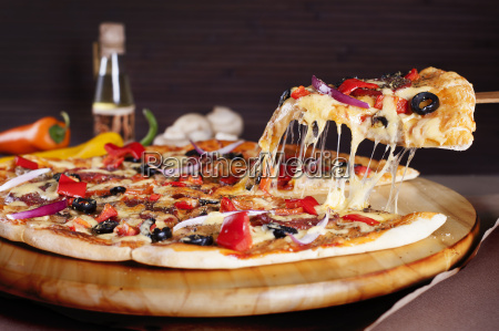 pizza, slice, lift - 19246921