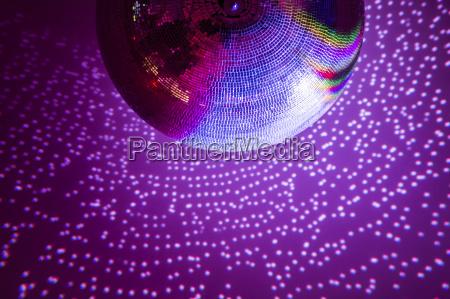 disco freizeit reflexion stimmung deutschland brd