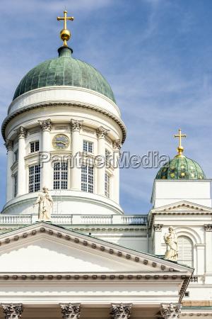 fahrt reisen kirche dom kuppel wolke