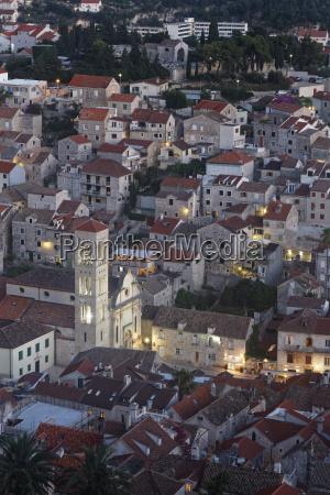 croatia hvar island hvar hvar cathedral