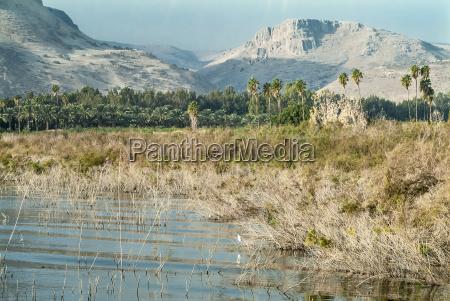 israel westkueste des sees von galilaea