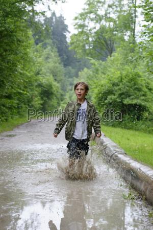 deutschland ostallgaeu bei fuessen alluvialwald naturlehrpfad