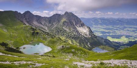 germany bavaria allgaeu allgaeu alps upper