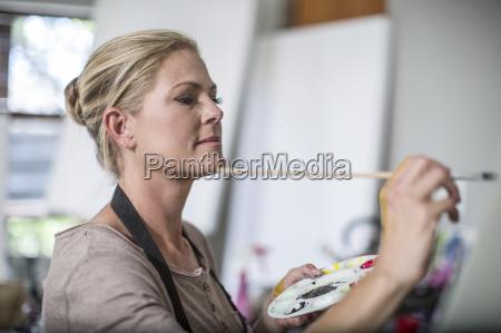 hand freizeit kunst gemaelde hobby malerei