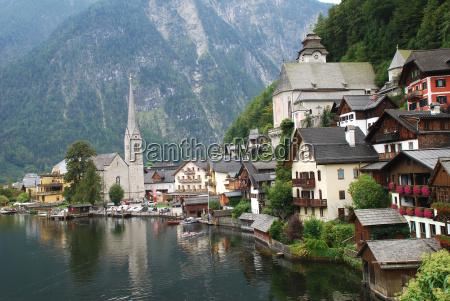 hallstatt austria lake hallstatt lake hallstatt