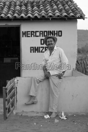 ein brasilanischer farmer