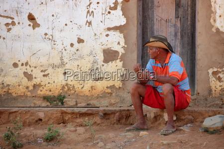 brasilianischer farmer