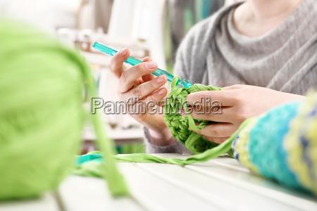 haekeln handhandarbeiten