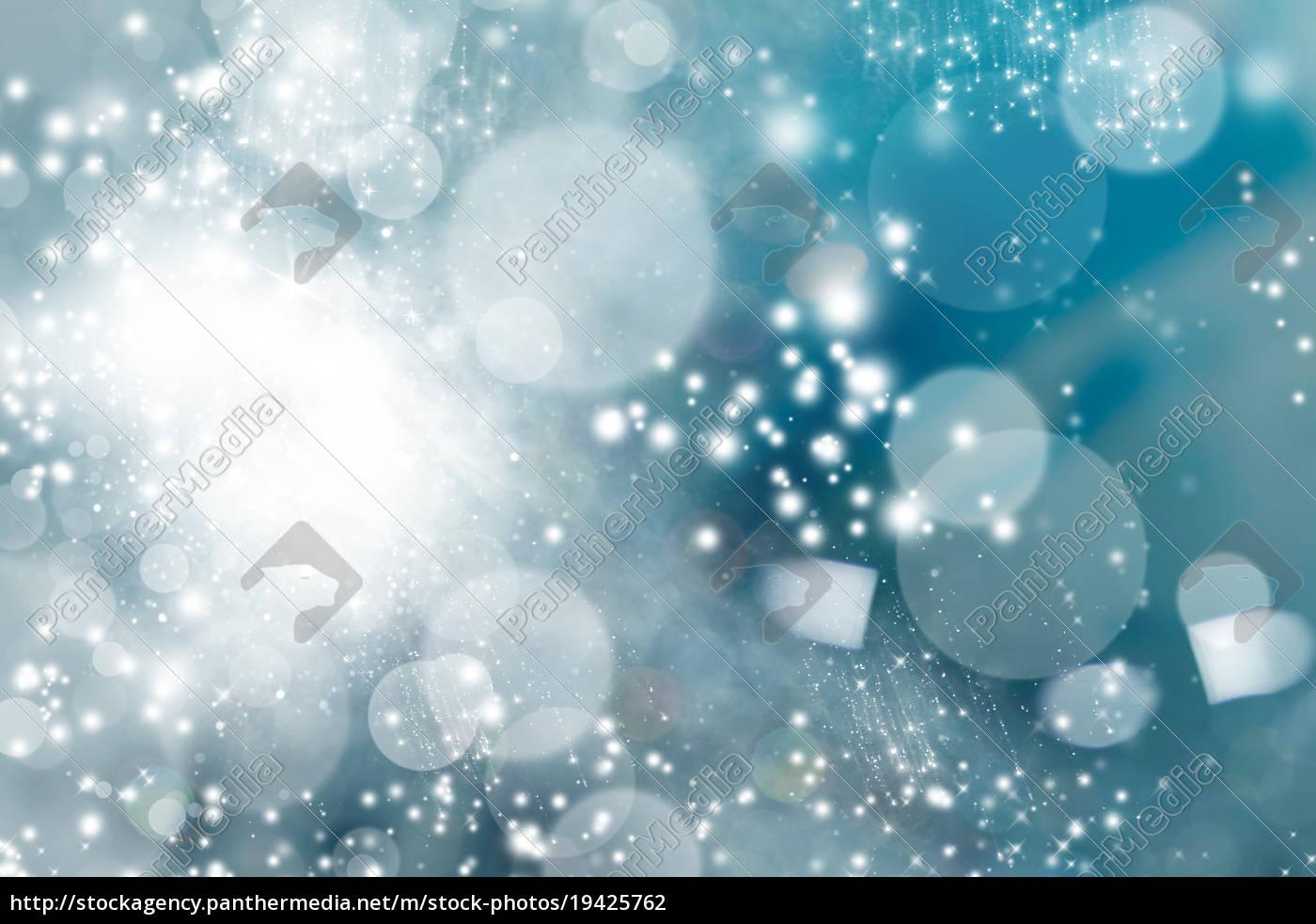 abstrakte, weihnachten, hintergrund, von, feiertag, lichter - 19425762
