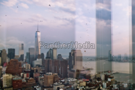 window, view, of, one, world, trade - 19433982