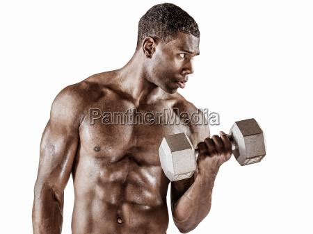 sport lebensstil wohlbefinden wohlergehen maennlich mannhaft