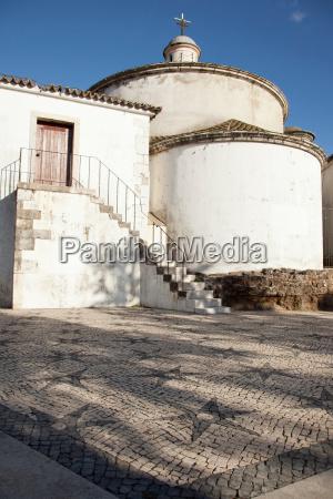 the santo amaro chapel in lisbon