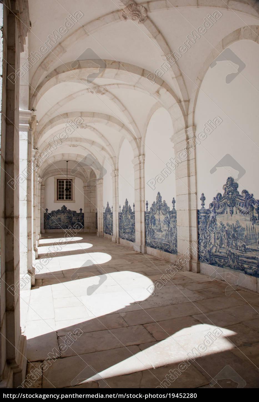 historische, azulejos, die, in, der, gegend, berühmten - 19452280