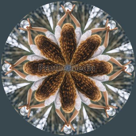 menschliches kaleidoskop