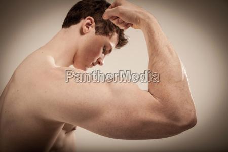gesundheit sport maennlich mannhaft maskulin viril