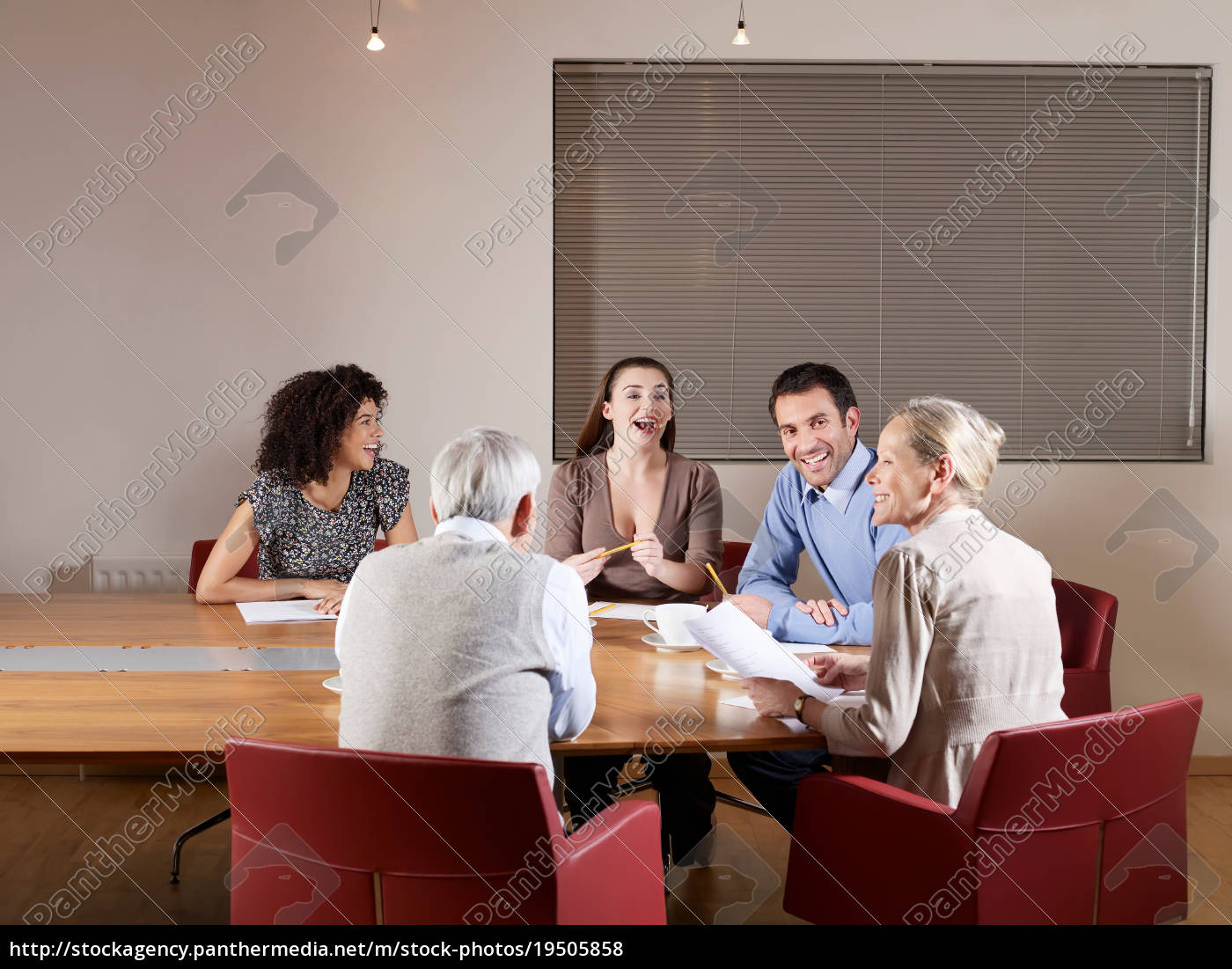 group, of, people, at, boardroom, table - 19505858