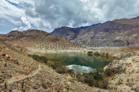 lohan tso lake nubra valley ladakh