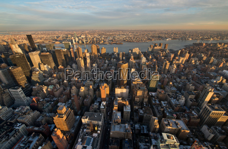 view of manhattan new york city
