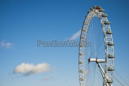 london eye london england uk