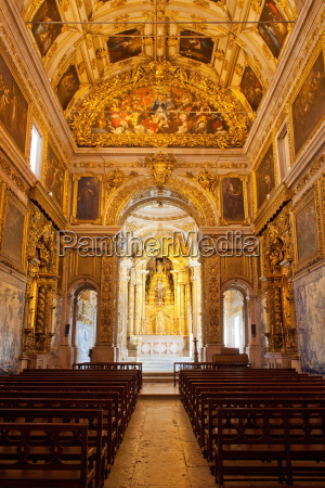 chapel in the museu nacional do